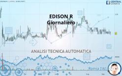 EDISON R - Journalier
