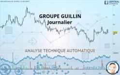 GROUPE GUILLIN - Journalier