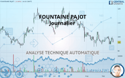 FOUNTAINE PAJOT - Journalier