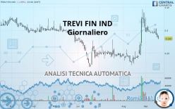 TREVI FIN IND - Daily