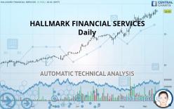HALLMARK FINANCIAL SERVICES - Dagligen