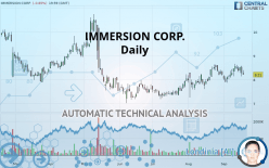 IMMERSION CORP. - Daily