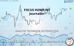 FOCUS HOME INT - Journalier