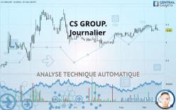 CS GROUP. - Journalier