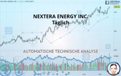 NEXTERA ENERGY INC. - Täglich