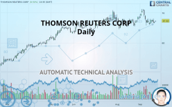 THOMSON REUTERS CORP - Daily
