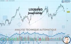 LEGRAND - Journalier