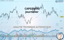 CAPGEMINI - Journalier