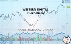 WESTERN DIGITAL - Giornaliero