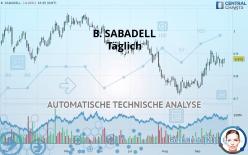 B. SABADELL - Täglich