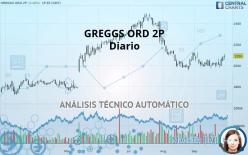 GREGGS ORD 2P - Diario