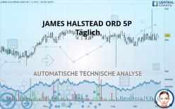 JAMES HALSTEAD ORD 5P - Daily