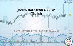 JAMES HALSTEAD ORD 5P - Diario