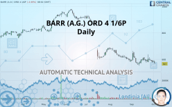 BARR (A.G.) ORD 4 1/6P - Daily
