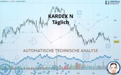KARDEX N - Täglich