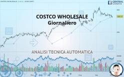 COSTCO WHOLESALE - Giornaliero