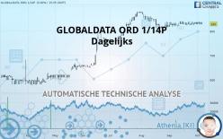 GLOBALDATA ORD 1/14P - Dagelijks