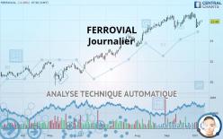 FERROVIAL - Journalier