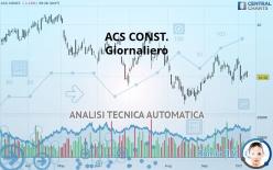 ACS CONST. - Giornaliero