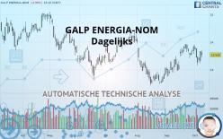 GALP ENERGIA-NOM - Diário