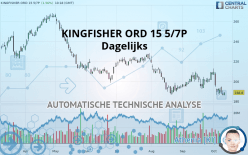 KINGFISHER ORD 15 5/7P - Daily