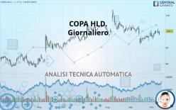 COPA HLD. - Giornaliero