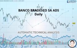 BANCO BRADESCO SA ADS - Diario