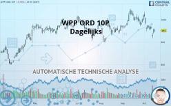 WPP ORD 10P - Dagelijks