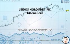 LEIDOS HOLDINGS INC. - Giornaliero