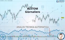 ALSTOM - Giornaliero
