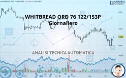 WHITBREAD ORD 76 122/153P - Giornaliero