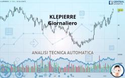 KLEPIERRE - Giornaliero