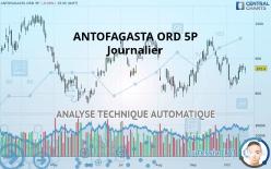 ANTOFAGASTA ORD 5P - Journalier