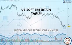 UBISOFT ENTERTAIN - Täglich