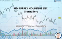 HD SUPPLY HOLDINGS INC. - Giornaliero