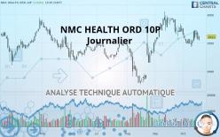 NMC HEALTH ORD 10P - Ежедневно