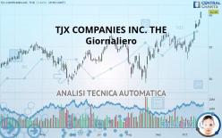 TJX COMPANIES INC. THE - Giornaliero