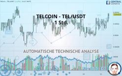 TELCOIN - TEL/USDT - 1H