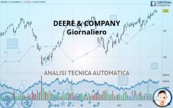 DEERE & COMPANY - Giornaliero