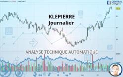 KLEPIERRE - Journalier
