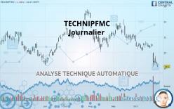 TECHNIPFMC - Journalier