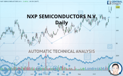 NXP SEMICONDUCTORS N.V. - Daily