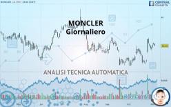 MONCLER - Giornaliero