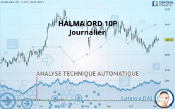 HALMA ORD 10P - Journalier