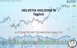 HELVETIA HOLDING N - Täglich