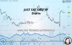 JUST EAT ORD 1P - Diario