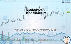 CLARANOVA - Hebdomadaire