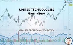 UNITED TECHNOLOGIES - Dagligen