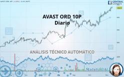 AVAST ORD 10P - Diario