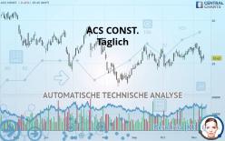 ACS CONST. - Täglich